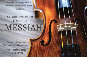 Messiah flyer